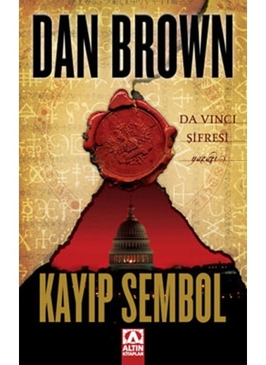 Altın Kitaplar Kayıp Sembol Dan Brown Altın Kitaplar Renkli